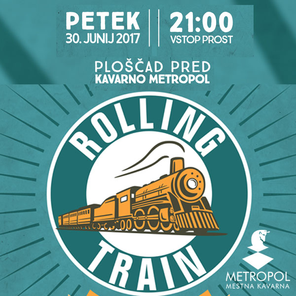 Rolling train