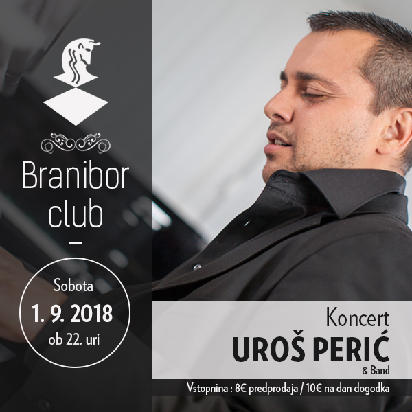 Uroš Perić & band