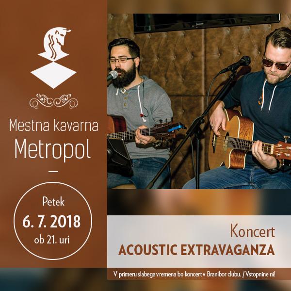 Acoustic Extravaganza