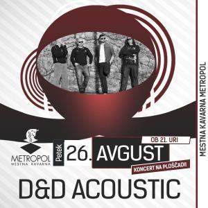 D & D acoustic