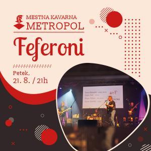 Feferoni & InMotion