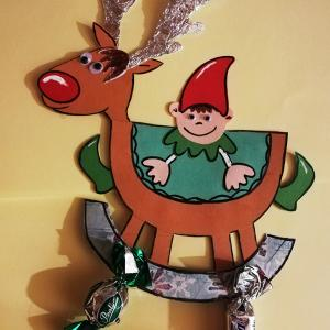 Varuha božičnih sladkarij