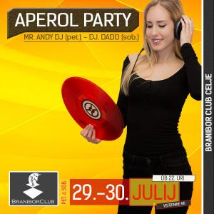 Aperol party