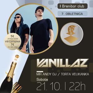 7. obletnica - VANILLAZ