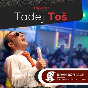 Tadej Toš stand up show