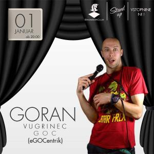 Goran Vugrinec Goc - eGOCentrik