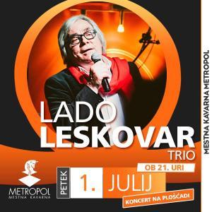 Lado Leskovar trio