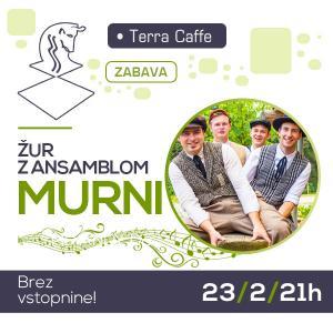 Žur z ansamblom Murni