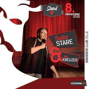 Stand up - Sašo Stare in Jan Kreuzer