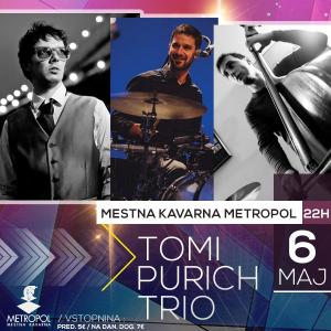 Tomi Purich trio