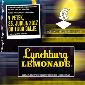 Lynchburg lemonade party