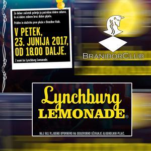 Lynchburg lemonade party