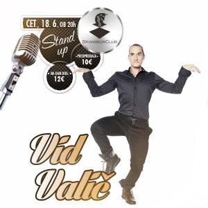 Vid Valič stand up show