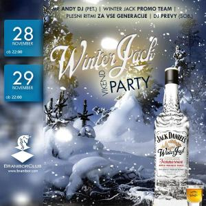 Winter Jack party