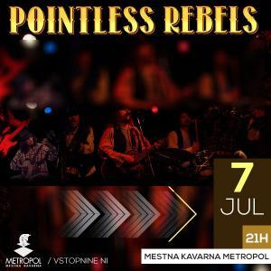 Country večer s Pointless Rebels