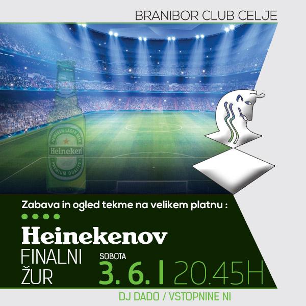 Heinekenov finalni žur