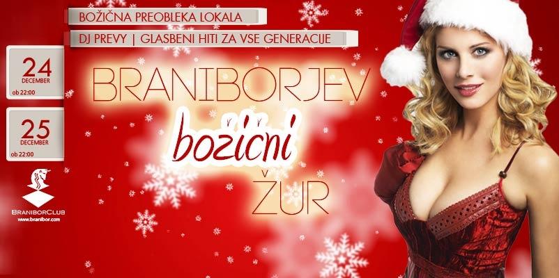 Braniborjev božični žur