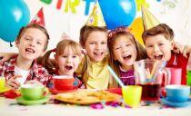 Rojstnodnevna zabava za otroke