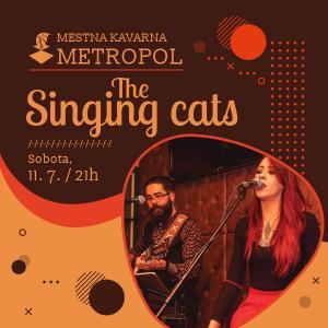 The Singing Cats - Odpade zaradi dežja!